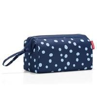 Косметичка travelcosmetic spots navy, Reisenthel